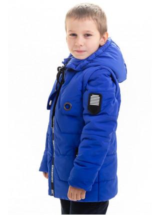 Куртка-жилет ВСЕВОЛОД весенне-осенняя (электрик)