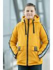 Куртка 7926-1 ОЛИВЕР демисезонная д/мал (желтый)