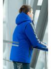 Куртка 7926-4 ОЛИВЕР демисезонная д/мал (электрик)