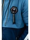 Куртка 7928-3 ФРЕД демисезонная д/мал (джинс/синий)