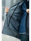 Куртка 7930-2 СТИВЕН демисезонная д/мал (синий)