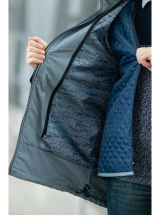Куртка СТИВЕН демисезонная д/мал (синий)