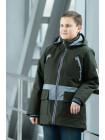 Куртка 7930 СТИВЕН демисезонная д/мал (хаки)