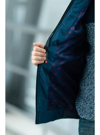 Куртка-жилет СПИН демисезонная д/мал (джинс)