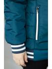 Куртка 7935-3 ВИЛЬФ демисезонная д/мал (джинс)