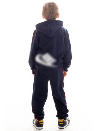 Подростковый спорт.костюм АВЕНИР д/мальч. (т.синий+красный)