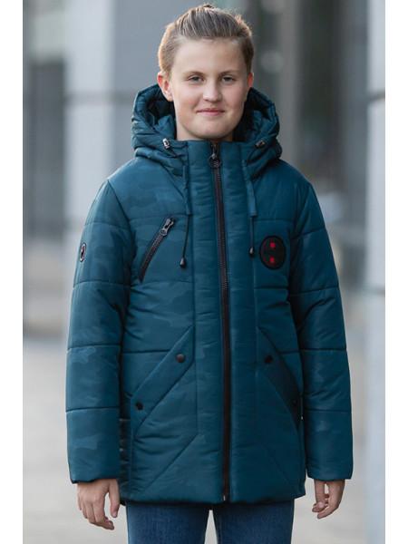 Зимняя куртка РОЛАН д/мал (м.волна)