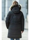 Зимняя куртка ЕМЕЛЬЯН д/мальч. (черный)