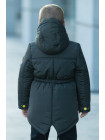 Зимняя куртка ФЛОР д/мал (хаки)