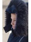 Зимняя куртка СИМКА д/мальч. (графит)
