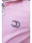 8912 Пальто ЭЛИЗАБЕТ демисезонное(св.розовый)