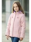 8914-1 Куртка Пеппи демисезонная (св.розовый)