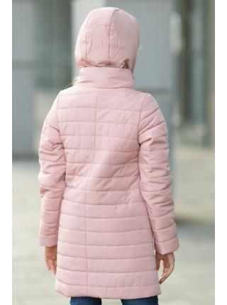Куртка БАЛЕРИНА демисезонная(св.розовый)