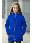 8916-1 Куртка Кари демисезонная (электрик)