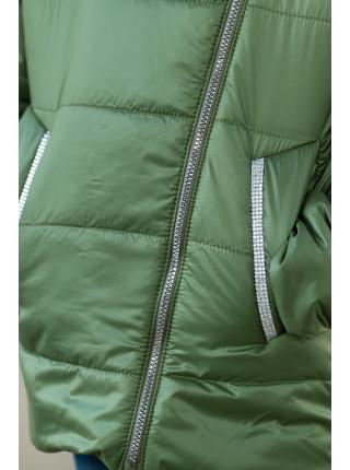 Куртка ЭВА демисезонная (хаки)