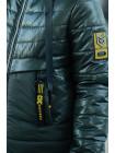 8936-2 Куртка РЭЙЧЕЛ демисезонная(графит)