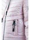 8936-3 Куртка РЭЙЧЕЛ демисезонная (пудра)