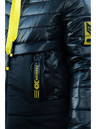 Куртка РЭЙЧЕЛ демисезонная (черный)