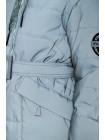 8938 Куртка СЭНДИ демисезонная(голубой)