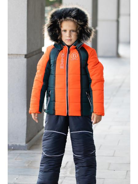 Комплект БОЛДУИН зимний (оранжевый)