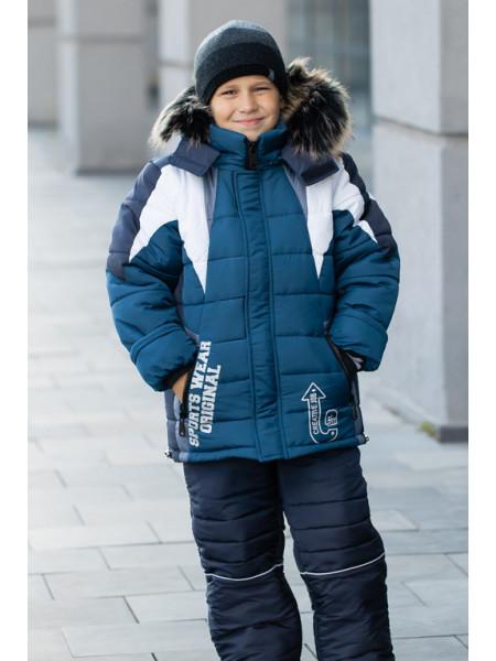 Комплект СТИГ зимний (джинс)