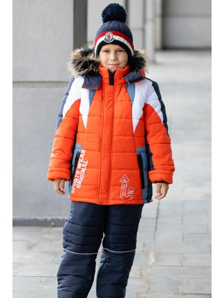 Комплект СТИГ зимний (оранжевый)