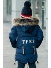 Куртка СТОРМИ зимняя (джинс)