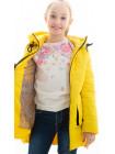 Куртка Патриция демисезонная д/дев (желтый)