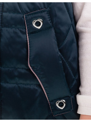 Куртка-жилет Фара демисезонная д/дев. (бутылка)