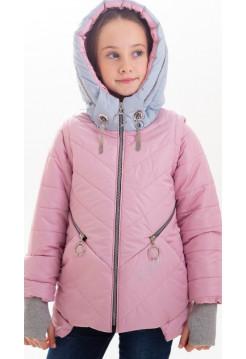 Куртка Бланш демисезонная д/дев (нежно-розовый)