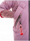 Куртка Нора демисезонная д/дев (розовый)