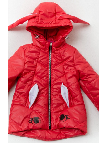 Куртка Тутси демисезонная д/дев (ягодный)