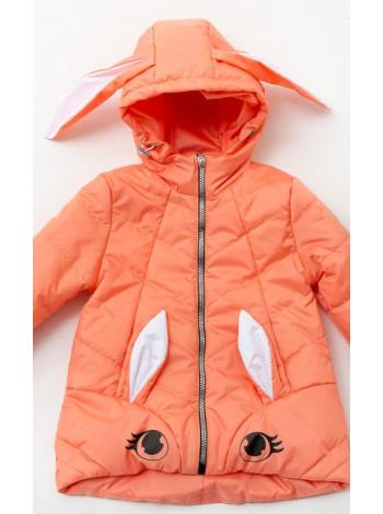 Куртка Тутси демисезонная д/дев (коралл)