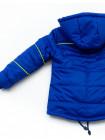 Куртка Модерн демисезонная д/мал (электрик/салат)