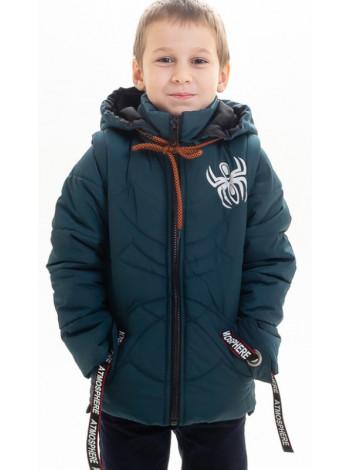 Куртка-жилет Пайпер демисезонная д/мал (бутылка)