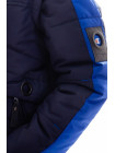 Куртка Саммер демисезонная д/мал (синий/электрик)
