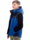 Куртка Саммер демисезонная д/мал (электрик/синий)