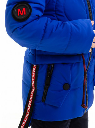 Куртка Тобиас демисезонная д/мал (электрик)