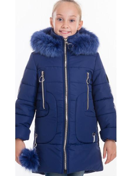 Куртка ИВАННА зимняя (электрик)