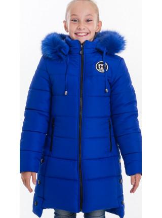Зимняя куртка ЕВАНГЕЛИНА д/дев(электрик)