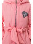 Куртка Lovely демисезонная (розовый)
