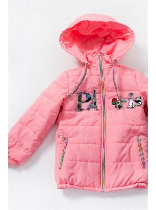 Куртка Paris демисезонная (розовый)