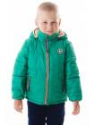 Куртка Данил демисезонная (зеленый)
