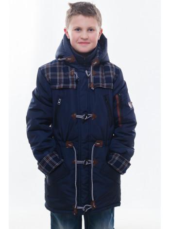Куртка Алекс демисезонная (синий)