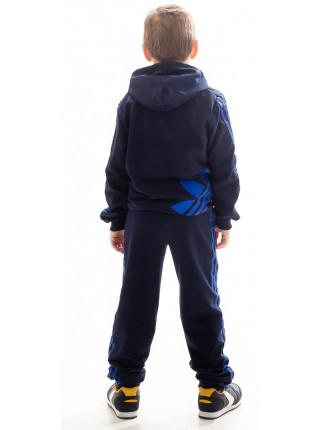 Детский спорт.костюм ТРЕНД д/мальч. (т.синий)