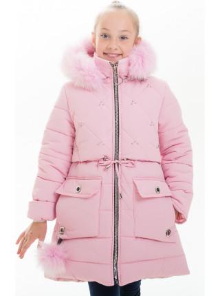 14602 Куртка НИККИ зимняя (св.розовый)