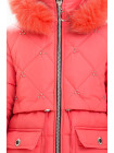 Куртка НИККИ зимняя (коралл)