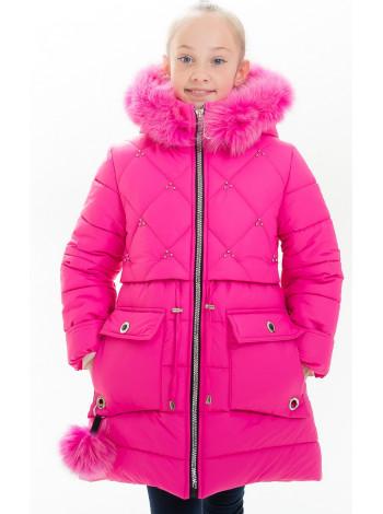 Куртка НИККИ зимняя (малина)