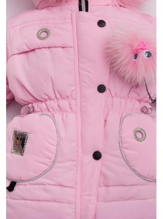 Комплект ОКТЯБРИНА зимний (розовый)